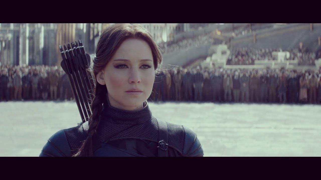 Mockingjay Part 1: Katniss Everdeen - Human - YouTube