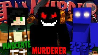 INNOCENTE vs ASSASSINO vs ???? - Minecraft ITA - KUROI MURDER w/ Tear Heme Dani Tech Tano thumbnail