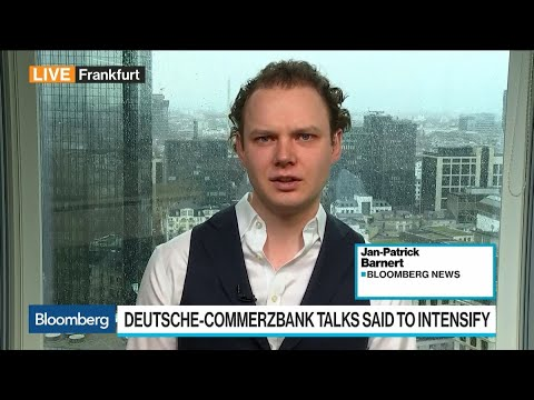Deutsche Bank, Commerzbank Merger Discussions are Said to Intensify