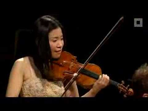 Kyoko Yonemoto - Ravel violin sonata 2nd mov