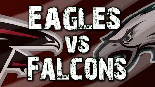 Breaking down Eagles vs Falcons against the spread