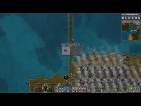Factorio: MP4#97: More Uranium Needed