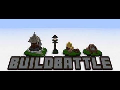 Build Battle  #2 /w Mark  de ce il cheama ca mine?
