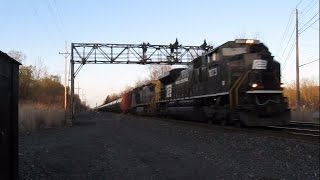Railfanning the Merry Month of May 2014