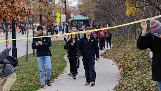 11 hospitalized after Ohio State campus attack