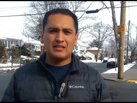 Saludos desde New York Fausto Guamán Alumno Academia Barter Rubio 🚀!!!