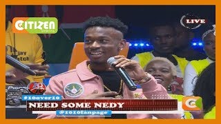 Nedy Music: Produsa alisikia nikiimba akaniambia, wewe una kitu ndani yako