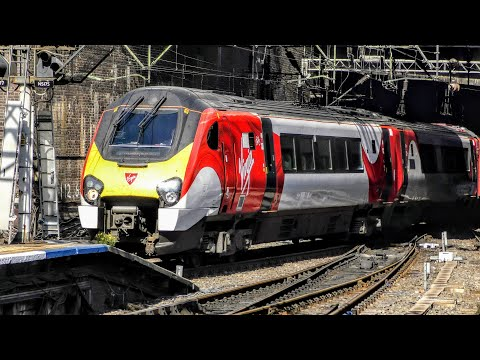 Trains At Birmingham New Street | 23/07/2019