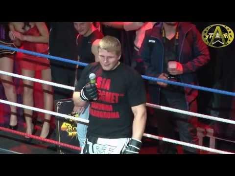 "Oleg Emelyanov Vs Arturas Liutikas +90 Kg MMA ""Royal Stars"" 19.04.2013 Club Godvil"