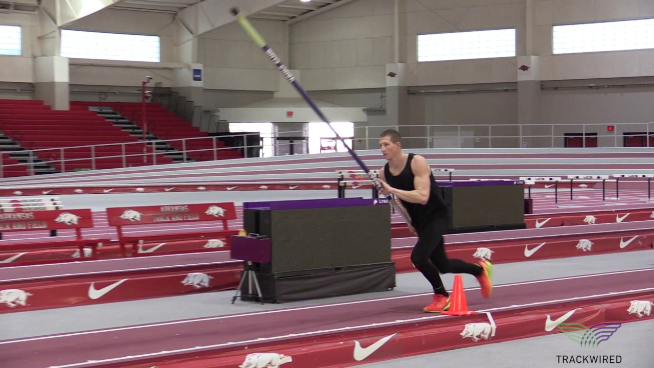 HOW TO POLE VAULT - Swing Drills 6 Step Swing and Turn ...