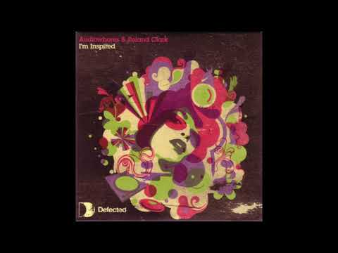 Audiowhores & Roland Clark – I'm Inspired (Acappella)