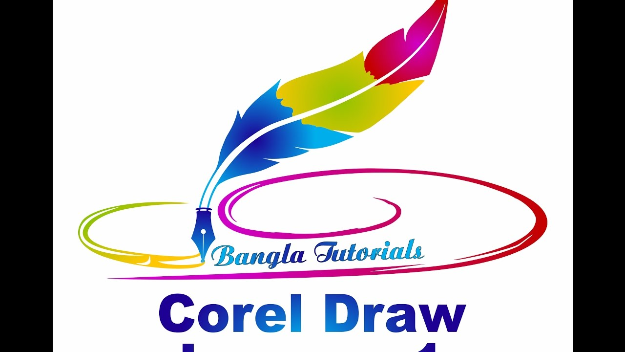coreldraw x7 tutorial for beginners in Bengali