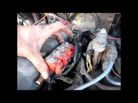 топливная система с инжектором пежо-405