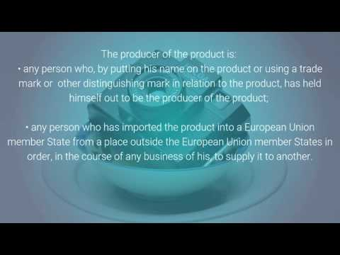 Consumer Protection Act - Product Liability