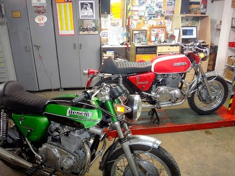 Ignition Timing Benelli