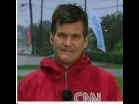 CNN caught staging fake rescue of hurricane Harvey victim