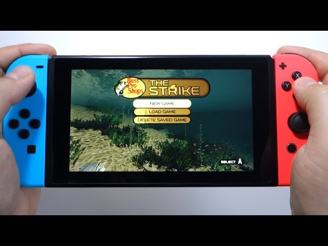 Bass Pro Shops The Strike Championship Edition Nintendo Switch Gameplay Youtube