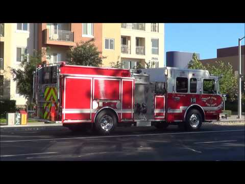 [HD] Another San Jose Fire Dept Response Collection