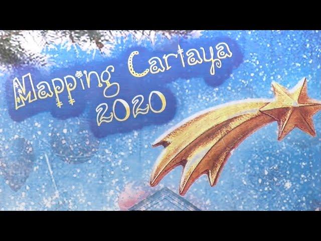 RUEDA DE PRENSA   Video Mapping Cartaya 2020