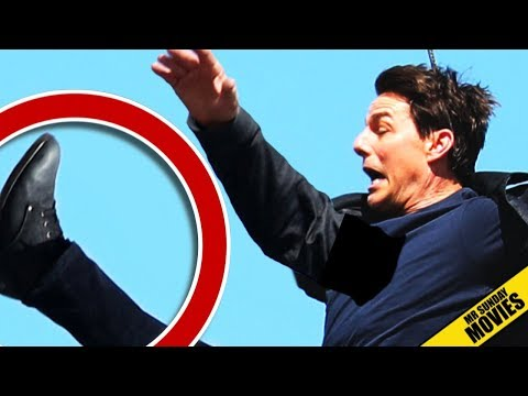 Top 10 Tom Cruise Tries to Kill Himself