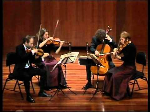 Amaryllis Quartett - Beethoven op.59/3 (4.Allegro molto)