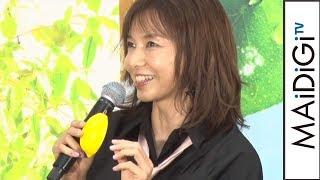 山口智子、最近の挑戦は朝ドラ「なつぞら」でのダンス 「かなり体張った」 山口智子 検索動画 4