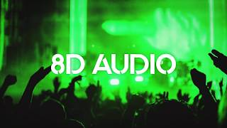 🎧 Martin Garrix - Animals (8D AUDIO) 🎧