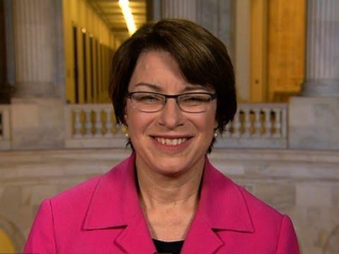 Sen. Amy Klobuchar: Senate agreement doesn