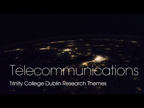 Telecommunications Research Theme at Trinity