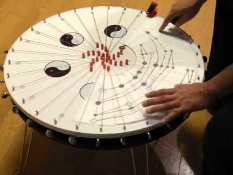 Celestial Harp - New Instrument for Music Therapy