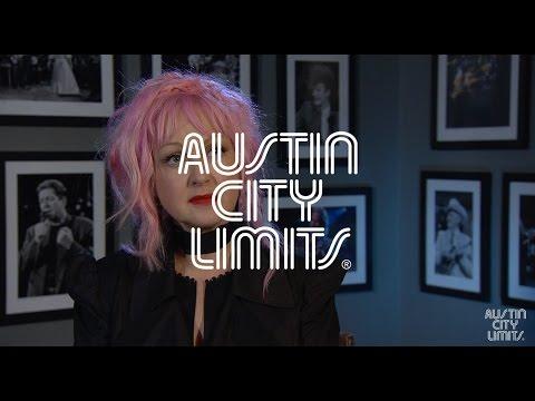 Austin City Limits Interview with Cyndi Lauper