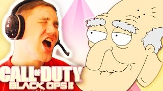 VOICE CRACK KID! - Beatbox Funny Moments (BLACK OPS 2)