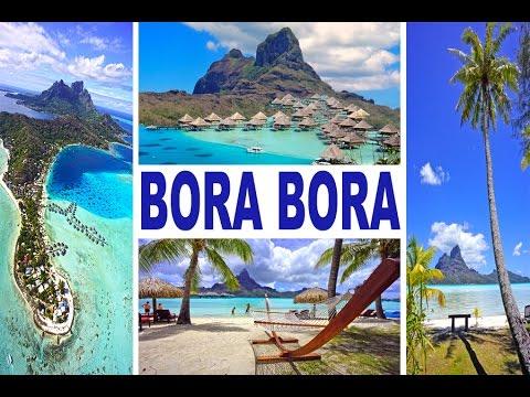 BORA BORA ISLAND - FRENCH POLYNESIA