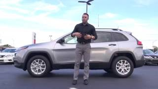 2017 Jeep Cherokee Sport - Features Review