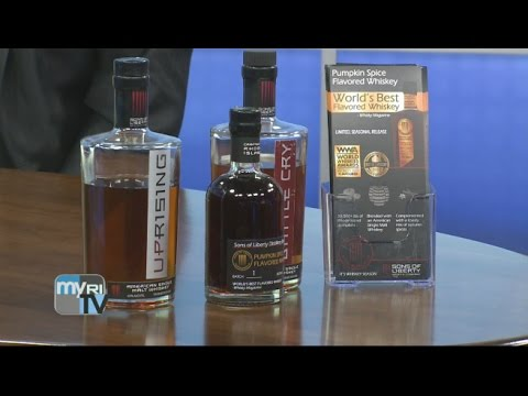 Executive Suite 12/7/2014: Sons of Liberty whiskey; RI employment law