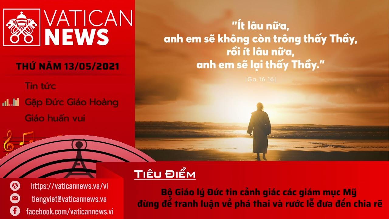 Radio thứ Năm 13/05/2021 - Vatican News Tiếng Việt