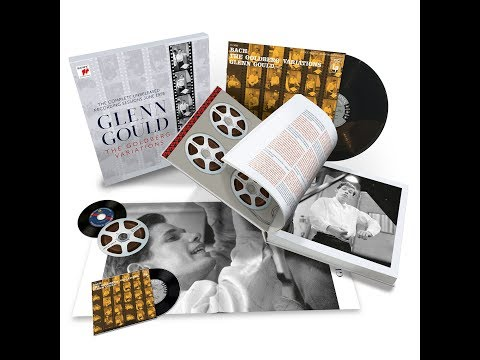 Glenn Gould: The Goldberg Variations – The Complete Unreleased Recording Sessions (1955)