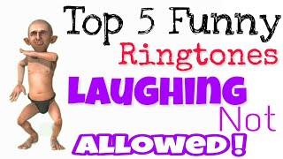 Top 5 Most Funny Ringtones 2018