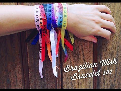 Brazilian Wish Bracelet Colors \u0026 Meaning , by Mizzfit