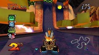 Crash Nitro Kart PS2 Gameplay HD (PCSX2)