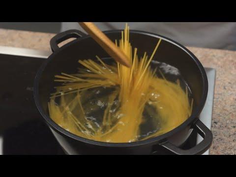 Как варить спагетти, чтобы они не слипались в кастрюле и мультиварке