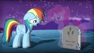 - sad my little pony