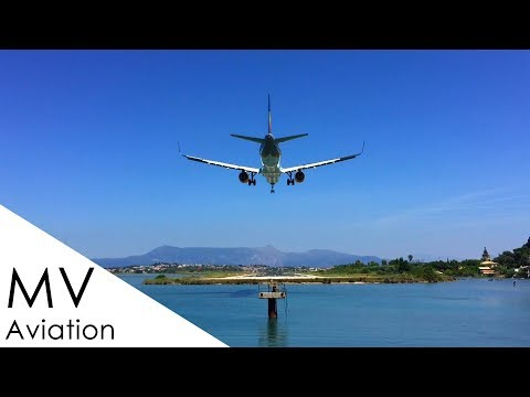 Island-hopping Greece PART 6 | Heraklion to Corfu in a Mooney live ATC