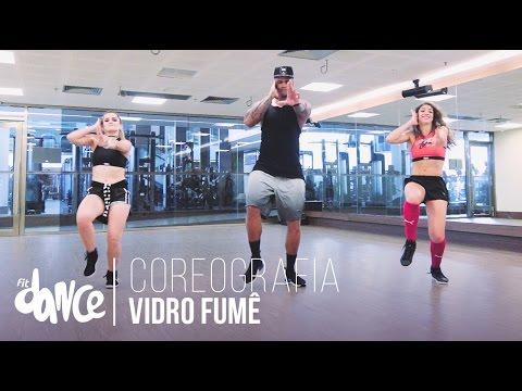 Vidro Fumê - Léo Santana - Coreografia  FitDance