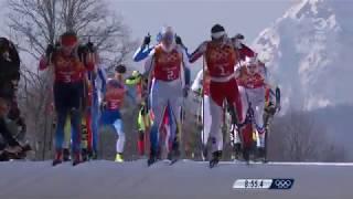 OS Sotji 2014 - 4x10 km
