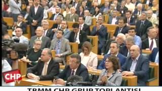 TBMM CHP GRUP TOPLANTISI  02/05/2017