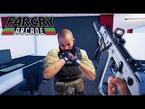PARIS STOCK EXCHANGE ASSAULT (Far Cry 5)