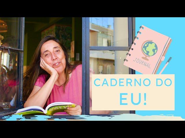 Muda a Tua vida Com o Caderno do Eu!!!