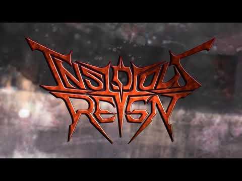 INSIDIOUS REIGN - CHEMICAL STRAITJACKET (OFFICIAL LYRICS VIDEO 2017)