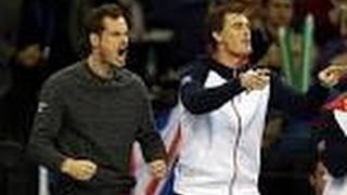 Andy Murray and brother Jamie grilled by celebrities